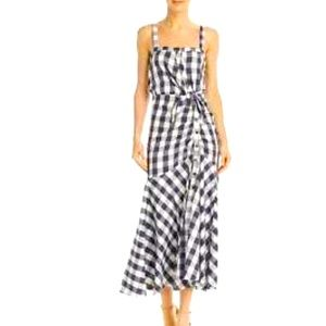 LIKELY CHECKERED DRESS
